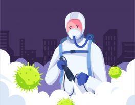 Rapporti ISS e OMS utili per disinfezione COVID-19